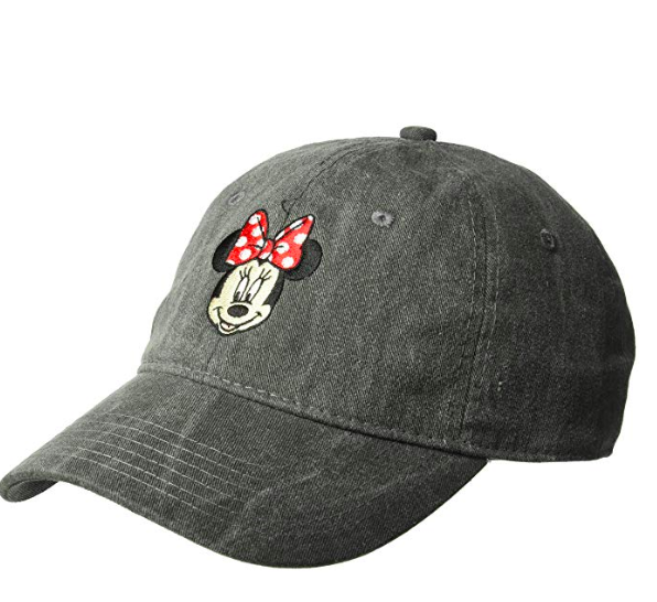 Simple minnie mouse baseball hat for women