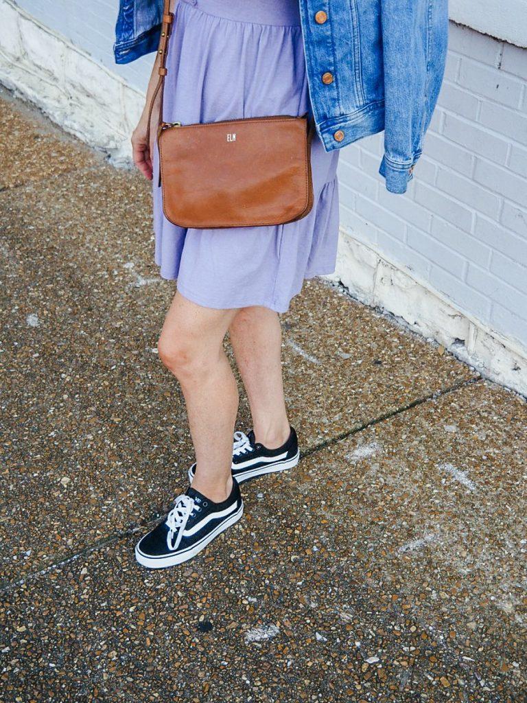 Madewell Brown crossbody purse