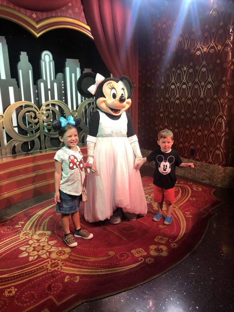 Meet Minnie at Hollywood Studios