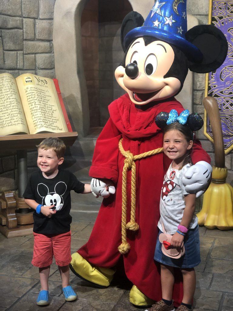 Meet Mickey at Hollywood Studios