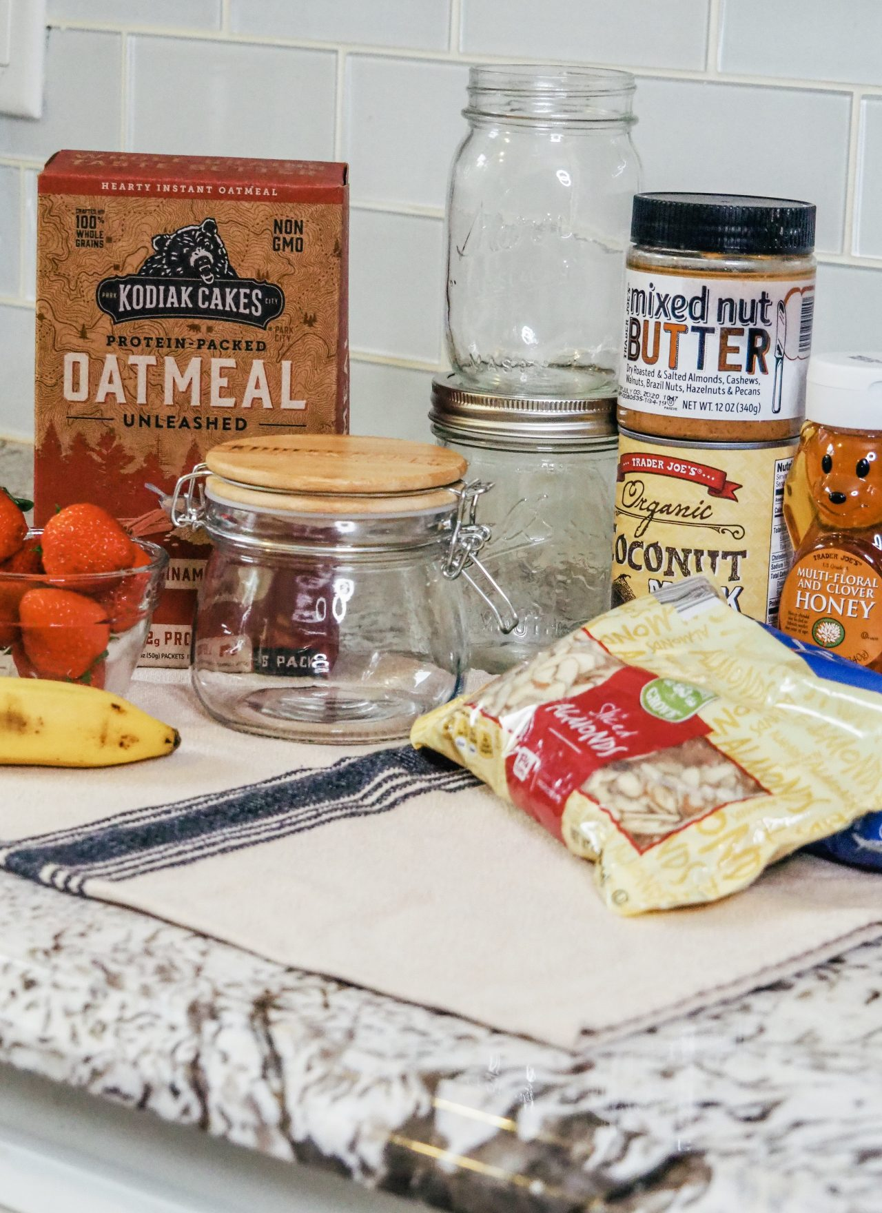9 ingredients for easy overnight oats