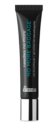 Dr Brandt Needles no more baggage is a great beauty gift idea