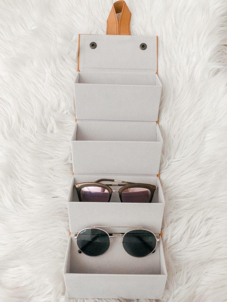 Amazon find_multi pair sunglass holder