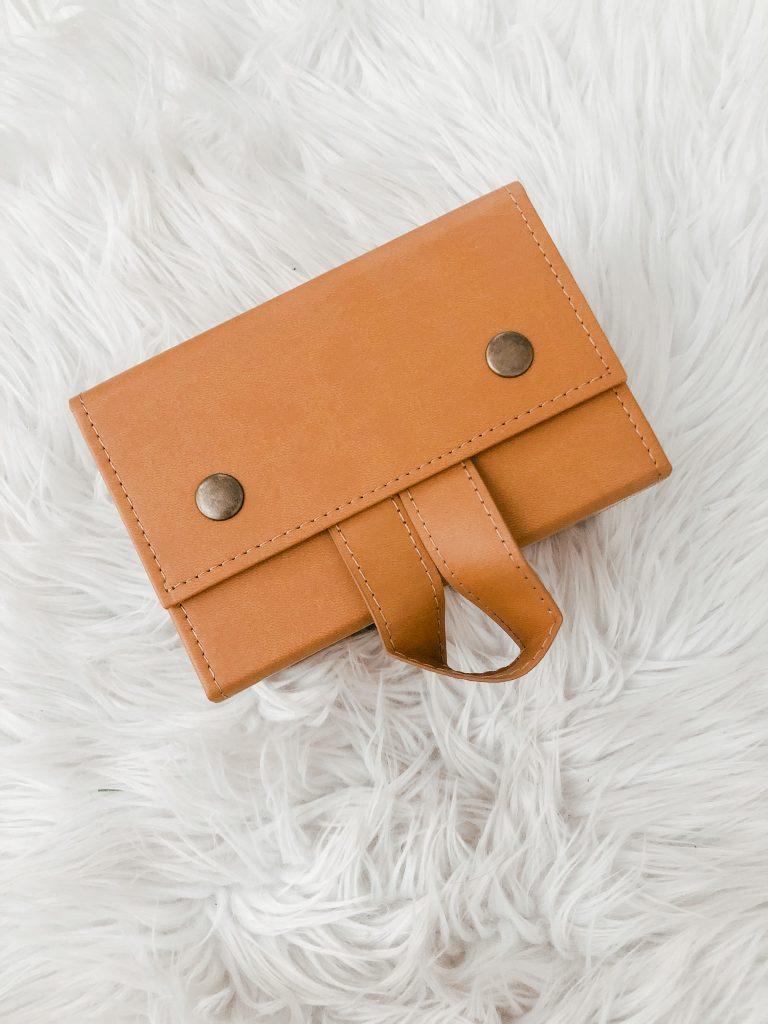 Multi pair sunglass case from Amazon