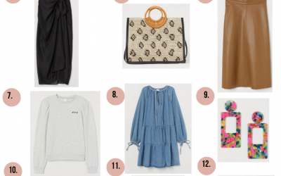 Spring Essentials from H&M