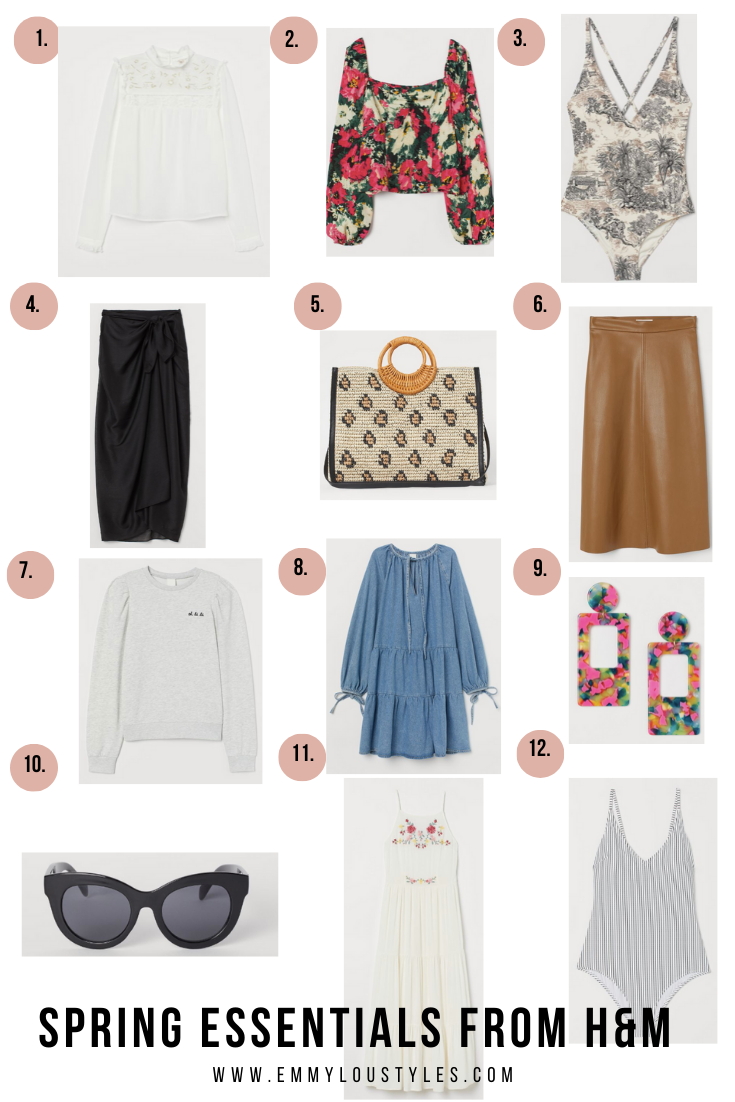 22 Spring Essentials for the Family from H&M