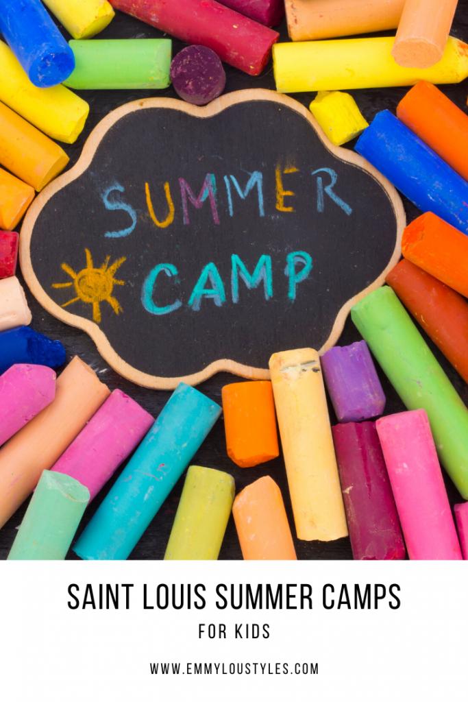 stl summer camps for kids