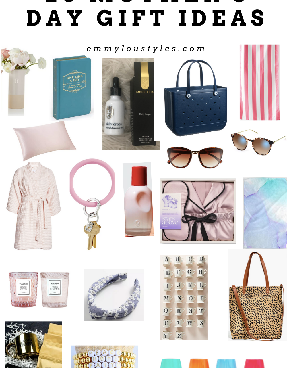 20 Fabulous Mother's Day Gift Ideas