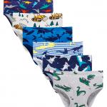 Toddler boy underwear on Amazon