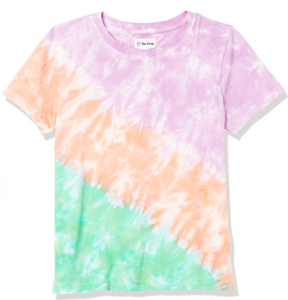 Women's Tie Dye shirt available on Amazon The Drop