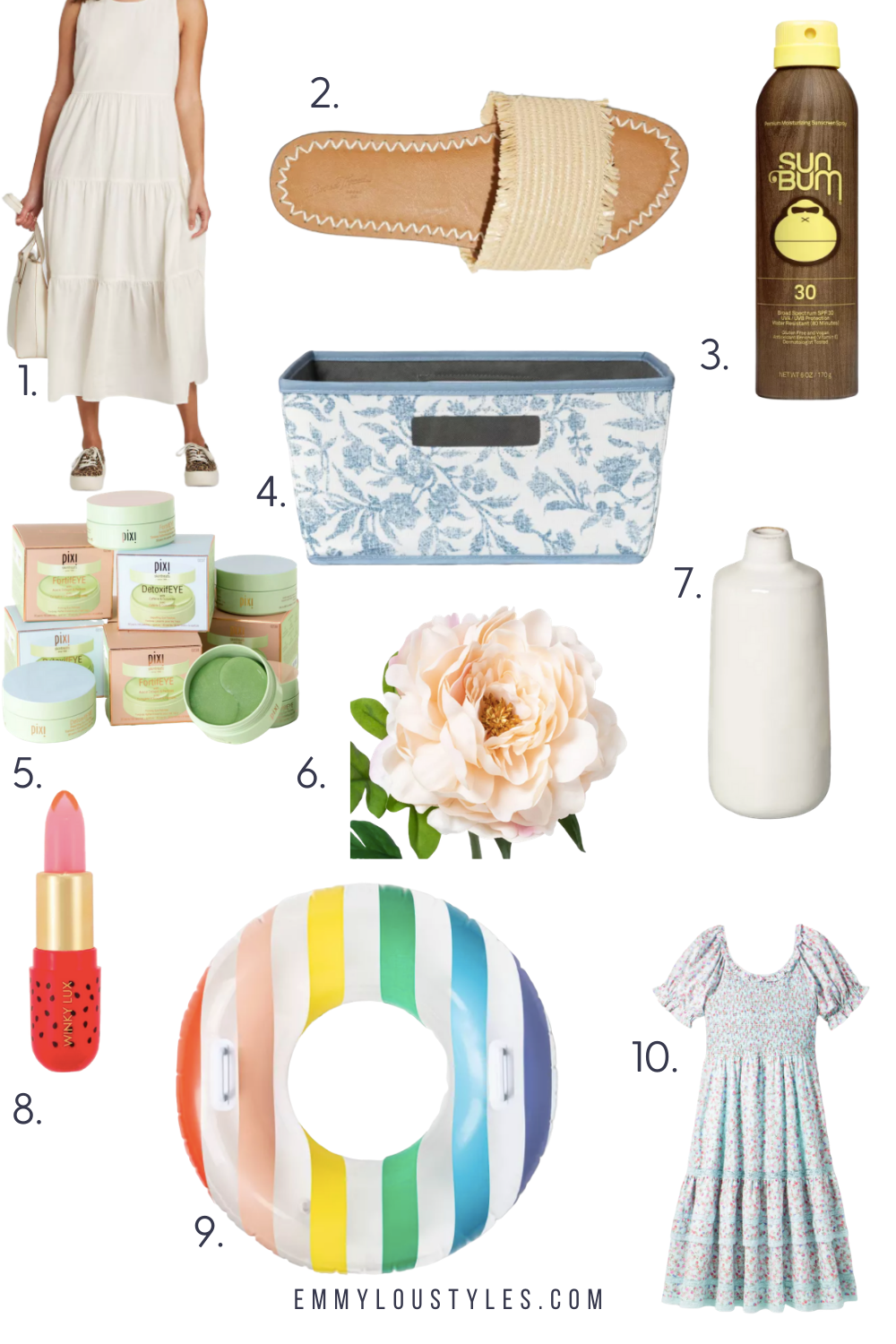 10 summer things available at Target