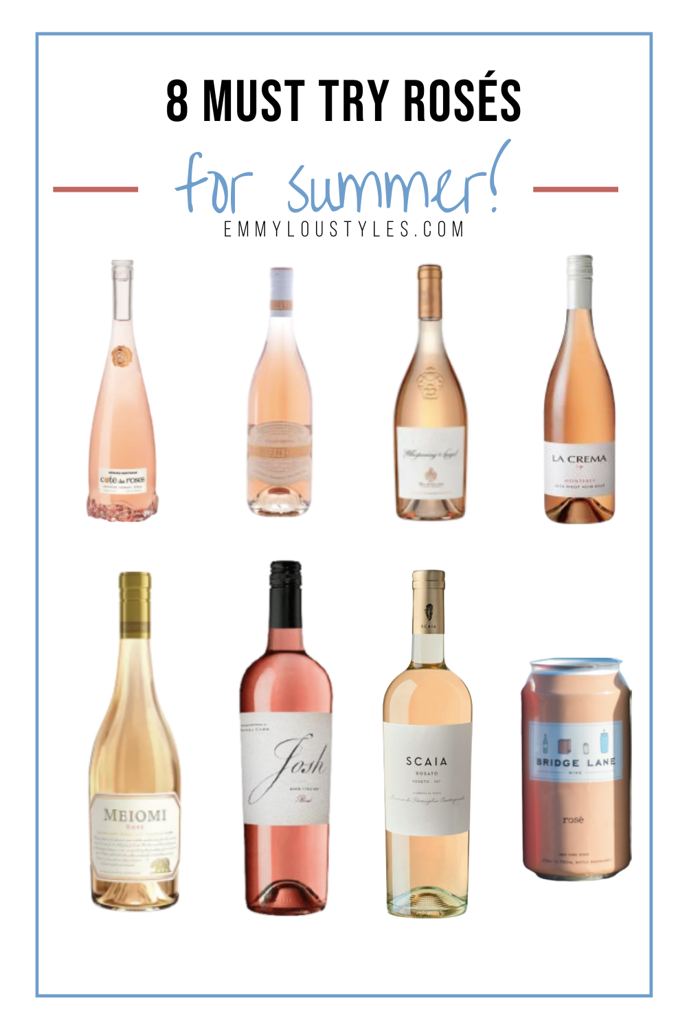 best affordable rosés