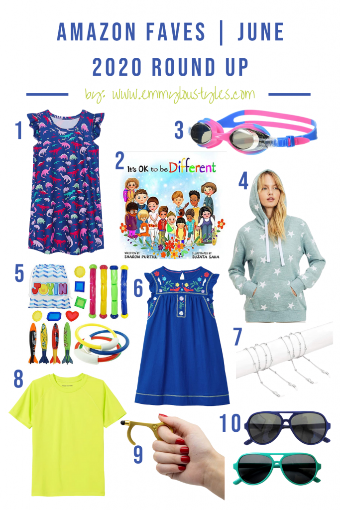 Amazon favorites for June, must-have Amazon products for Kids