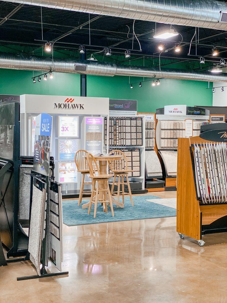 Carpet showrooms in Saint Louis, MO