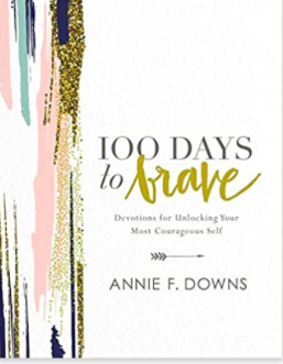 Summer 2020 Reading - 100 Days to Brave