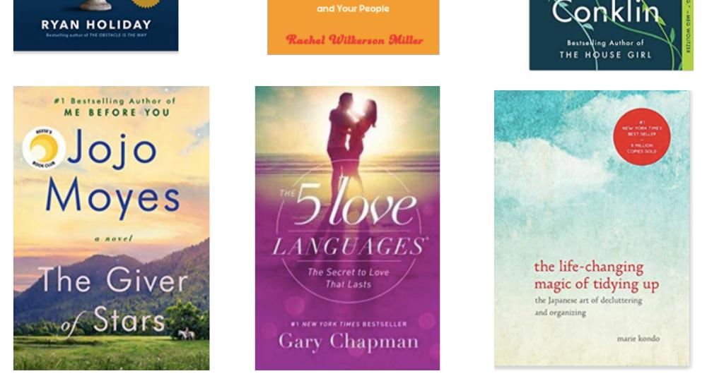 My Summer 2020 Reading List
