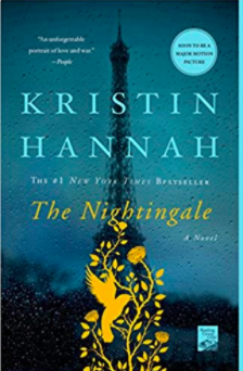 Summer 2020 Reading - Nightingale