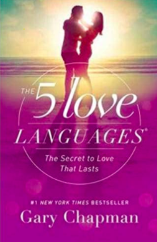 Summer Reading List - The 5 Love Languages
