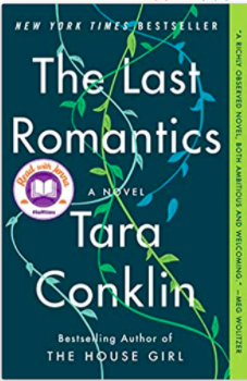 Summer Reading List - The Last Romantics