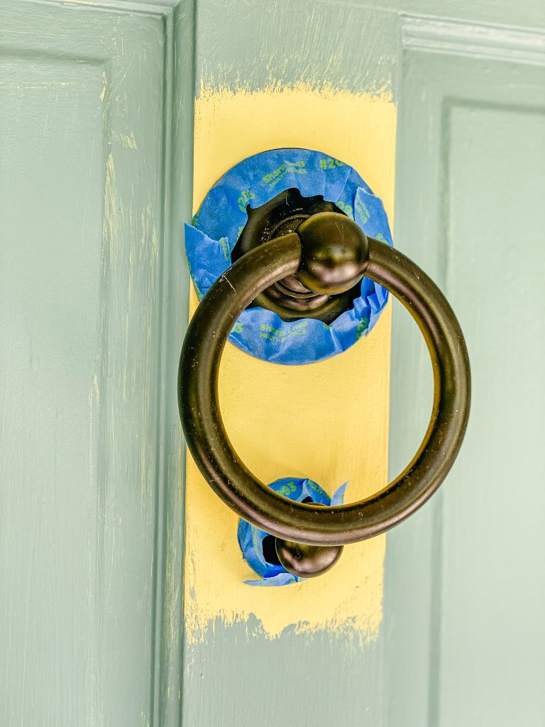 Tips for painting your front door