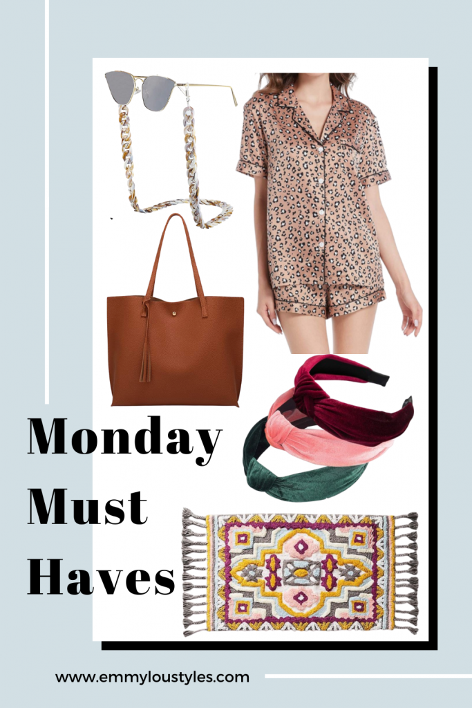 monday must-haves, monday must haves
