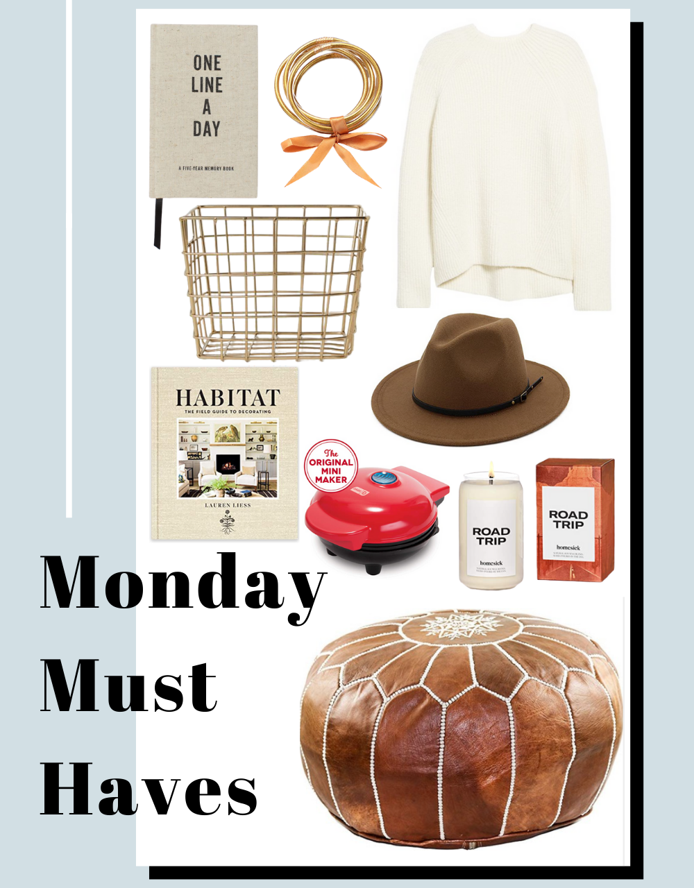 Monday Must Haves: September 14, 2020