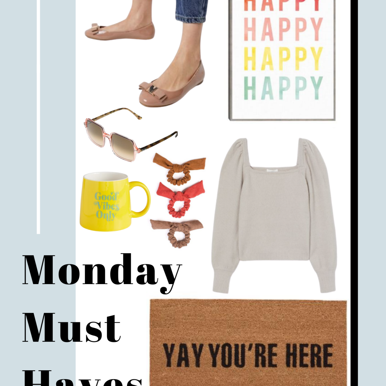 Monday Must Haves: September 7, 2020