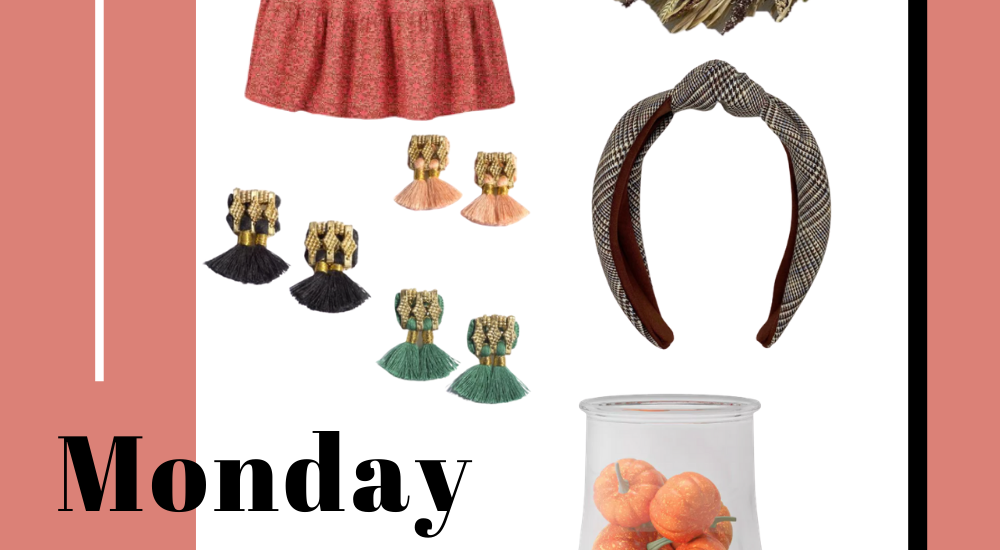 Monday Must Haves: September 28, 2020