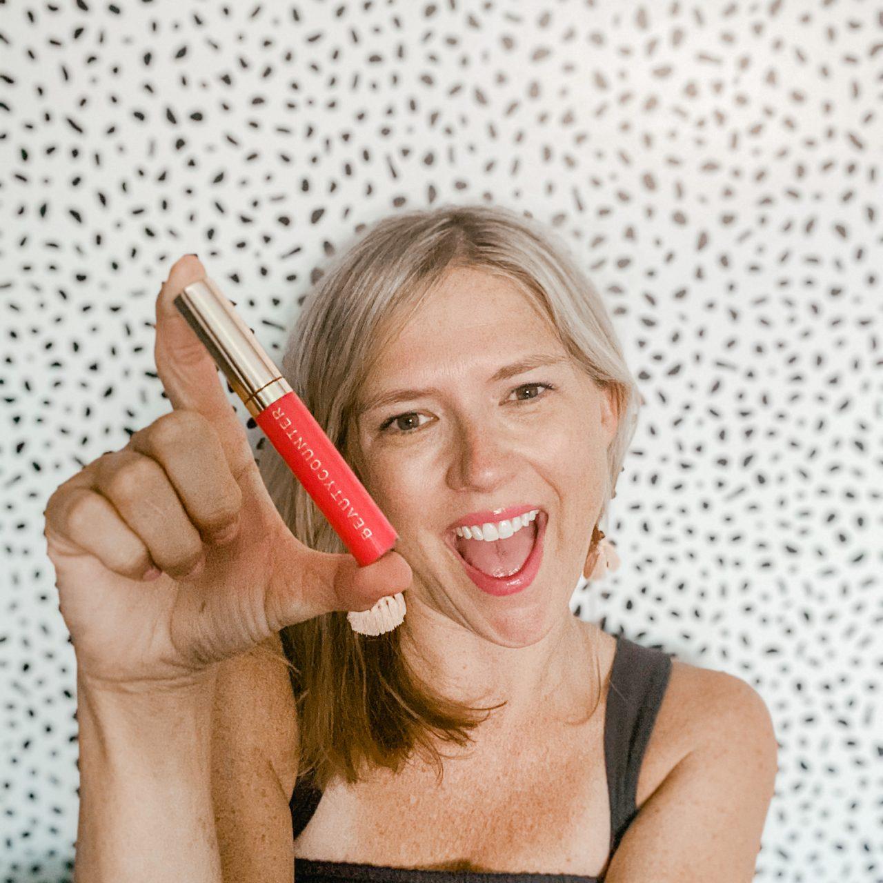 The Best Pink Lip Gloss for Fair Skin