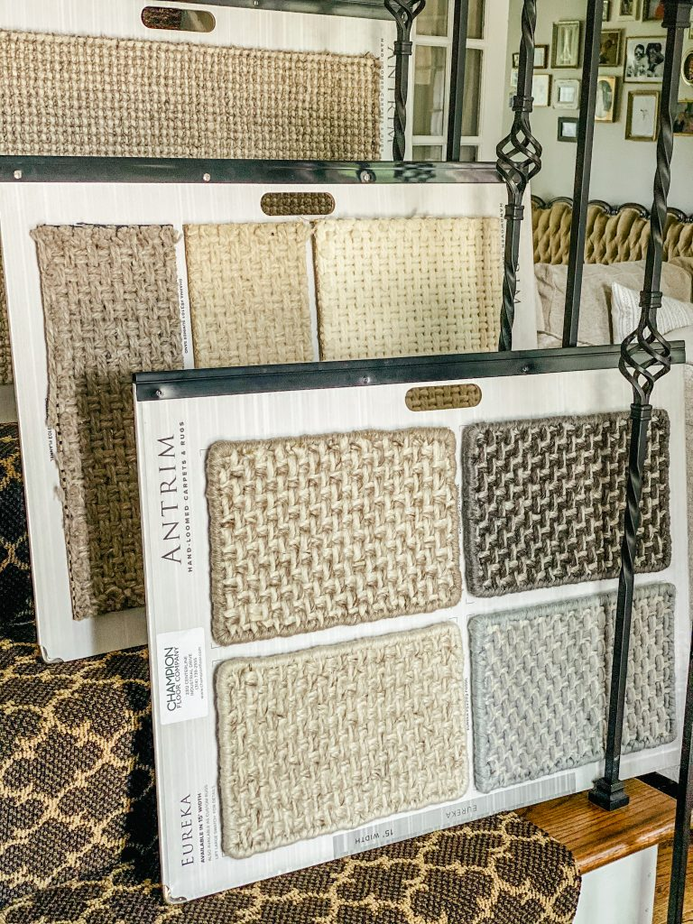 Choosing a carpet runner
