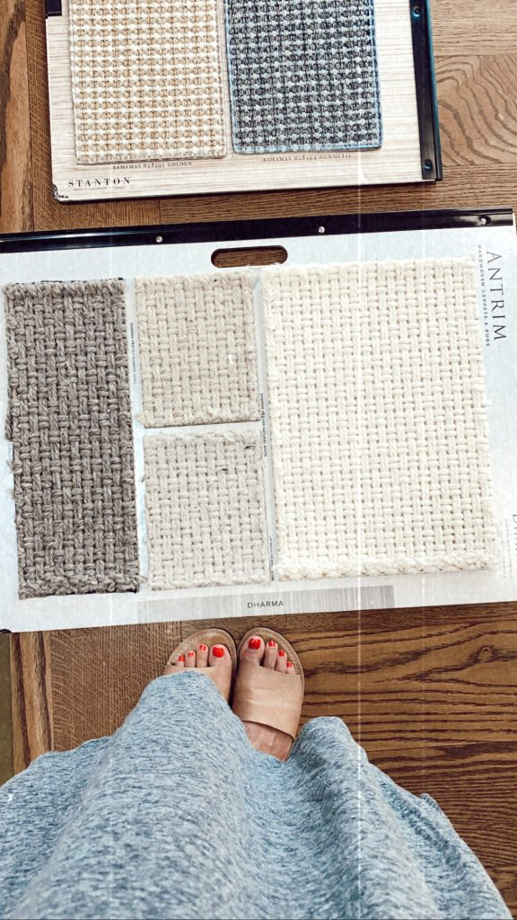 How to choose a carpet runner for stairs
