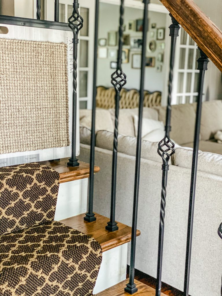 Tips for picking a stair runner