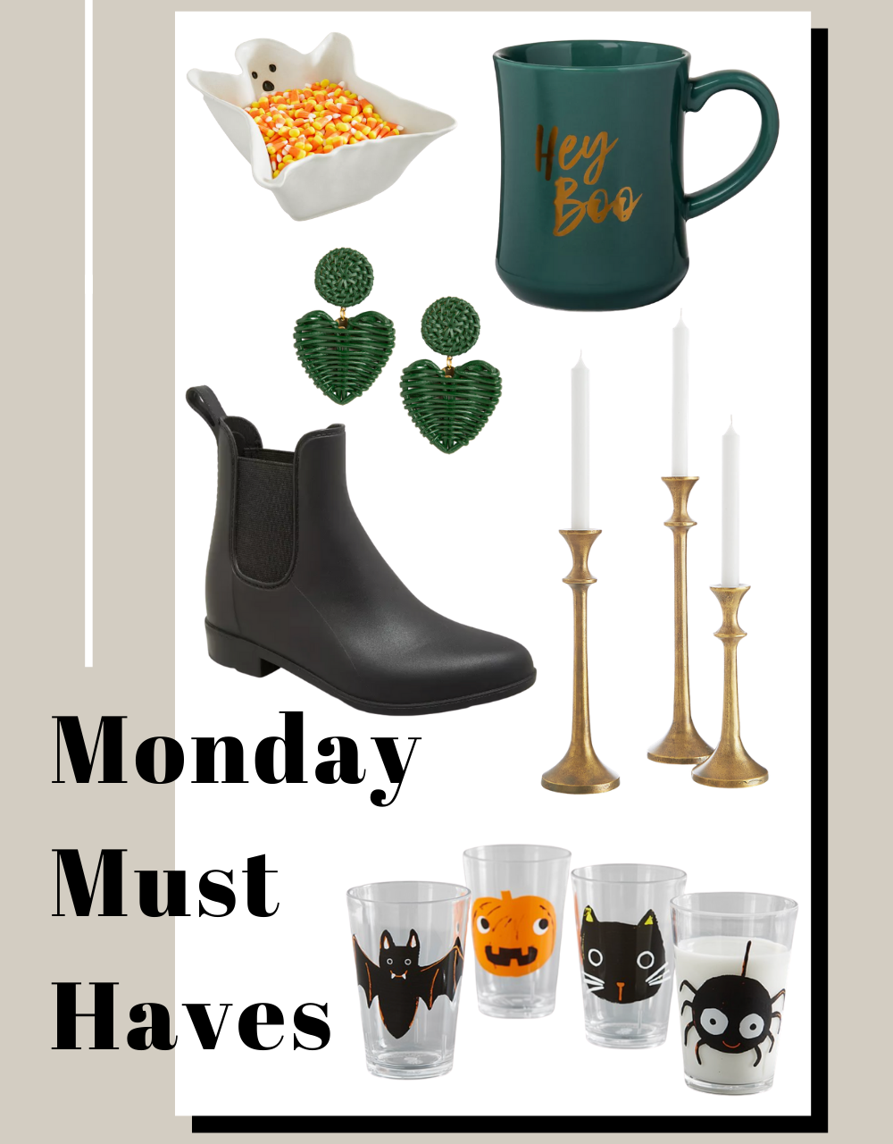Monday Must Haves: October 5, 2020
