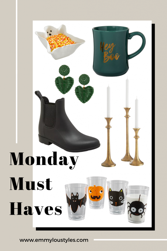 Monday Must Haves by Emmy Lou Styles