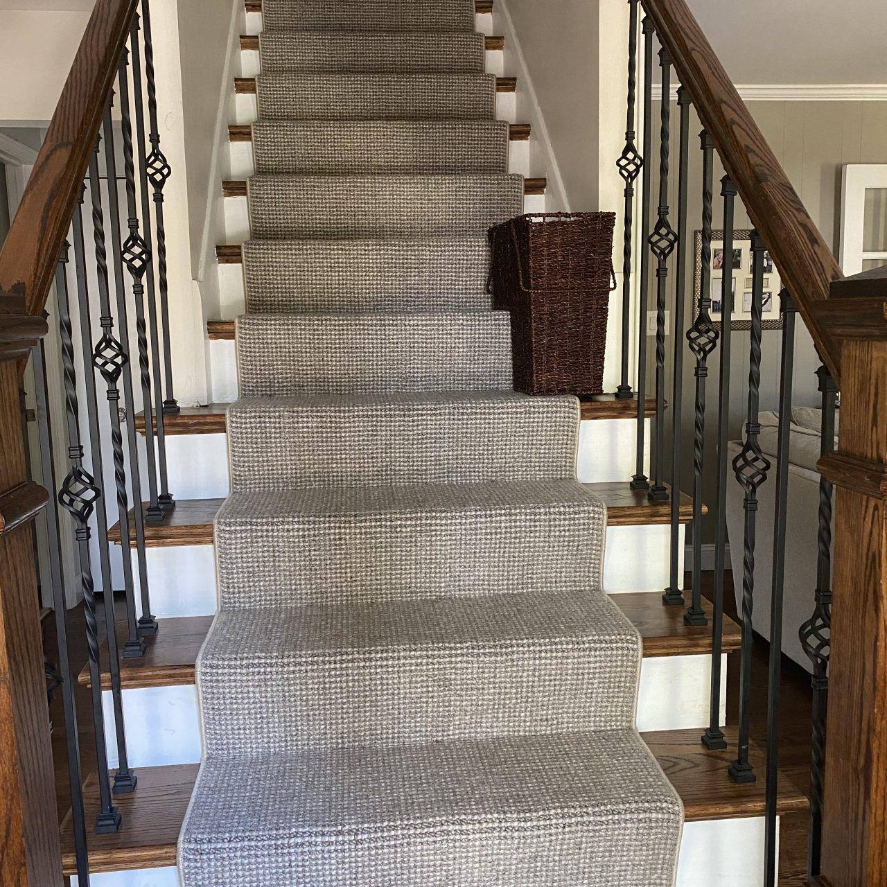 How To Choose a Carpet Runner for Your Stairs