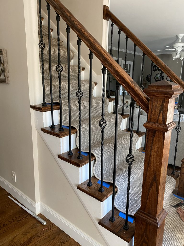 Why add a stair runner