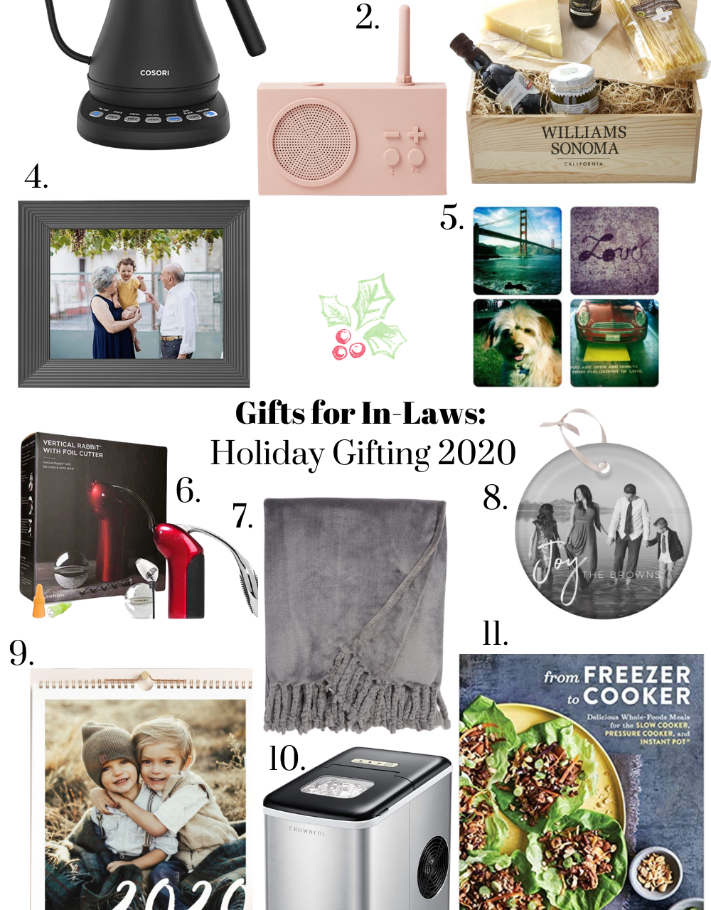 Gifts for In-Laws: Holiday 2020 Gift Guide