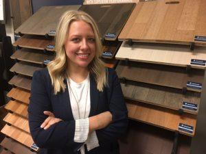 Kim from Champion Floor Company in Saint Louis, Missouri