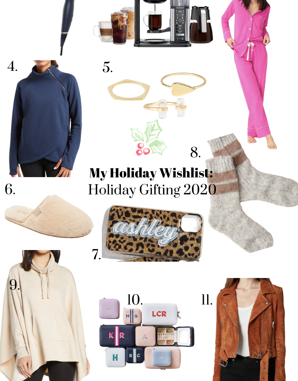 My Personal Wishlist:  Holiday 2020 Gift Guide
