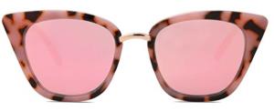 pink torotoise shell sunglasses for women from amazon