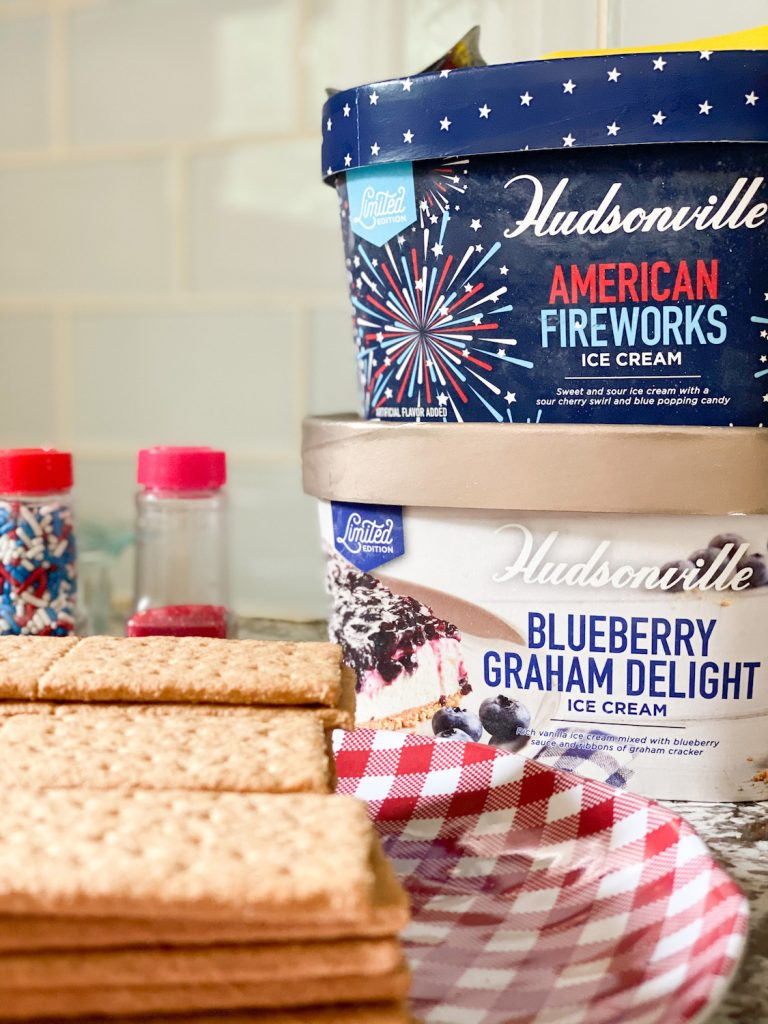 patriotic dessert for the fourth of July